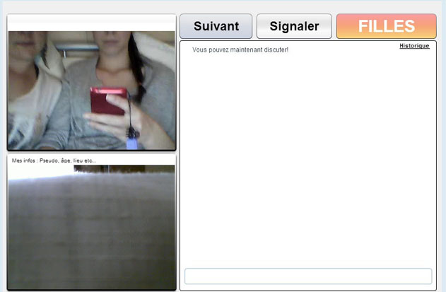 omegle world chat stranieri